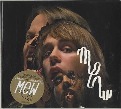 Mew ...And The Glass Handed Kites CD album (CDLP) UK MWECDAN334730