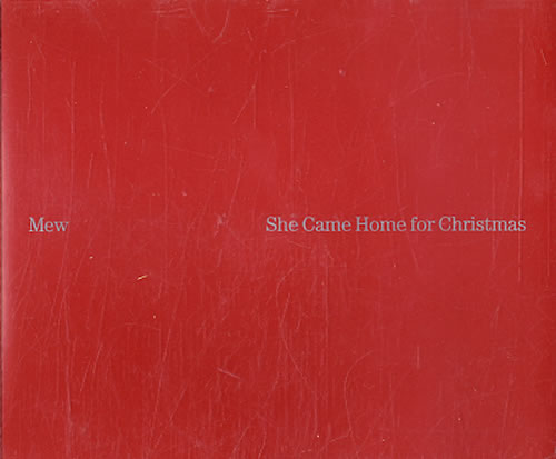 mew she came home for christmas cd single cd5 5 uk mwec5sh238354 - Home For Christmas 2002