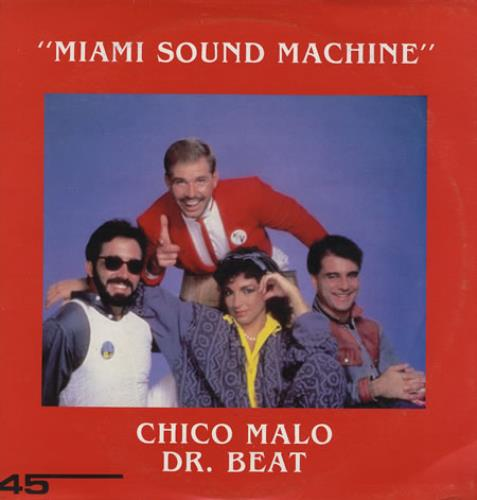 Miami Sound Machine Chico Malo Bad Boy Venezuelan 12