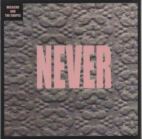 Micachu Never + Bonus CD - Sealed vinyl LP album (LP record) UK M0HLPNE691077