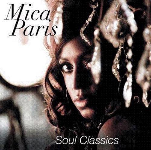 Mica Paris Soul Classics CD album (CDLP) UK MICCDSO334710
