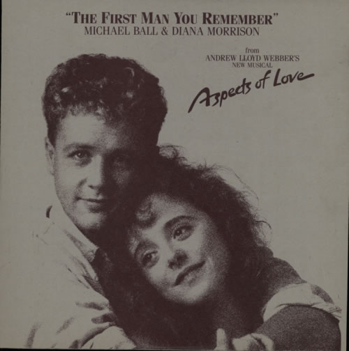"""Michael Ball The First Man You Remember 10"""" vinyl single (10"""" record) UK MBA10TH246193"""