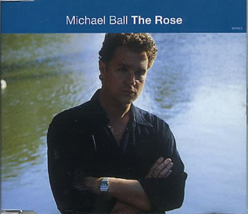"Michael Ball The Rose CD single (CD5 / 5"") Austrian MBAC5TH288172"