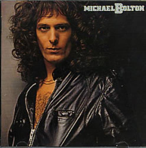 Michael Bolton Michael Bolton CD album (CDLP) UK BOLCDMI283086