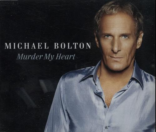 Michael Bolton Murder My Heart - 2 Promos 2-CD single set (Double CD single) UK BOL2SMU626624