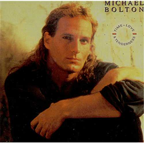 "Michael Bolton Time Love & Tenderness 3"" CD single (CD3) UK BOLC3TI74880"