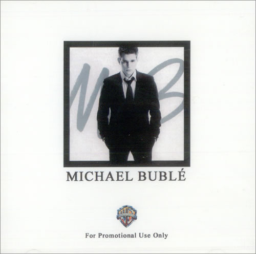 Michael Buble The Music Of Michael Buble CD-R acetate US M6YCRTH501202