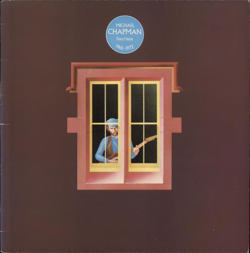 Michael Chapman Lived Here 1968-1972 - EX vinyl LP album (LP record) UK MCNLPLI708820