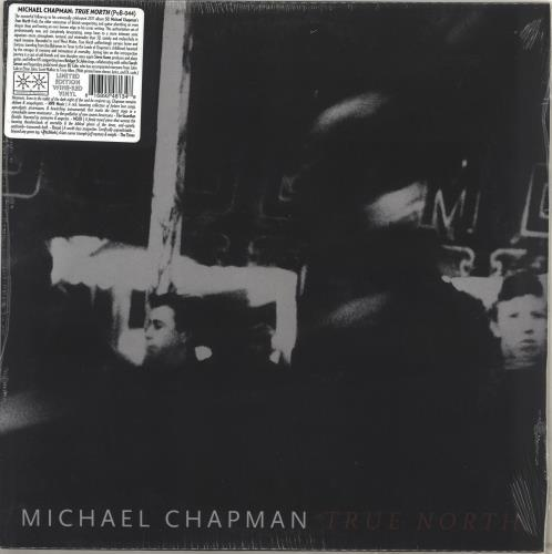 Michael Chapman True North - Wine Red Vinyl - Sealed vinyl LP album (LP record) UK MCNLPTR713872