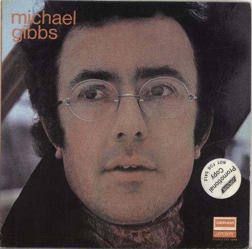Michael Gibbs Michael Gibbs vinyl LP album (LP record) US MQZLPMI691622