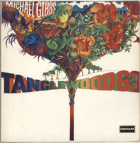 Michael Gibbs Tanglewood 63 vinyl LP album (LP record) UK MQZLPTA489443