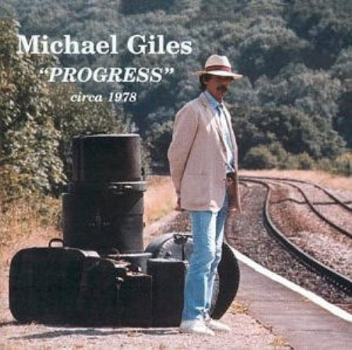 Michael Giles Progress CD album (CDLP) UK M/GCDPR227249