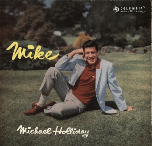 Michael Holliday Mike vinyl LP album (LP record) UK HO-LPMI731120