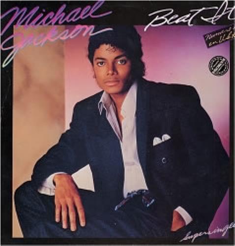 Michael Jackson Beat It Spanish 12 Quot Vinyl Single 12 Inch