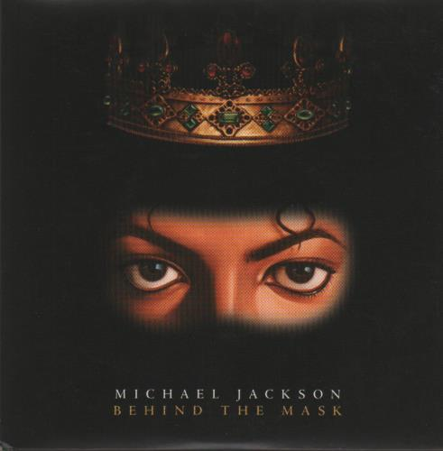 "Michael Jackson Behind The Mask - RSD11 7"" vinyl single (7 inch record) UK M-J07BE682844"