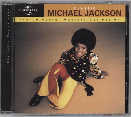 Michael Jackson Classic Michael Jackson CD album (CDLP) UK M-JCDCL767022