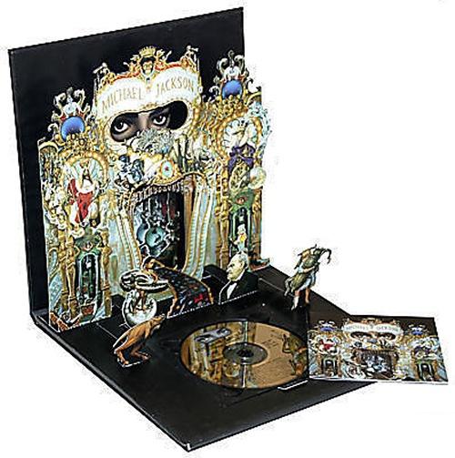 Michael Jackson Dangerous - Collector's Edition - Sealed CD Album Box Set US M-JDXDA441982
