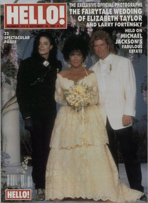 Michael Jackson Hello! - Quantity of Seven 1990s Magazines magazine UK M-JMAHE622072