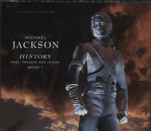 Michael Jackson History 2 CD album set (Double CD) US M-J2CHI333791