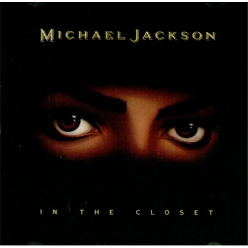"Michael Jackson In The Closet CD single (CD5 / 5"") US M-JC5IN05579"