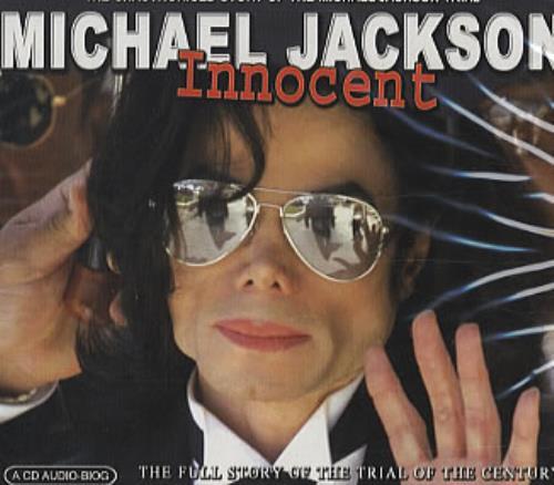 Michael Jackson Innocent CD album (CDLP) UK M-JCDIN339220