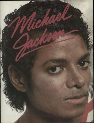 Michael Jackson Michael Jackson book UK M-JBKMI165590