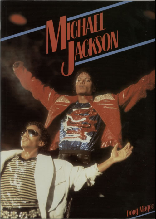 Michael Jackson Michael Jackson book UK M-JBKMI621441
