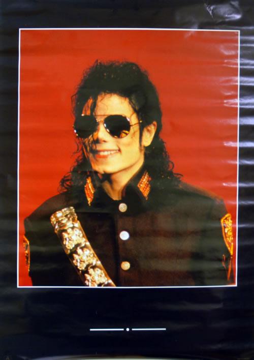 Michael Jackson Michael Jackson poster UK M-JPOMI624444