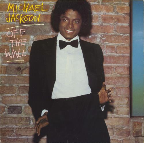 Michael Jackson Off The Wall - EX vinyl LP album (LP record) UK M-JLPOF254471