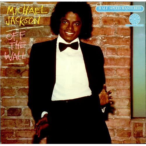 Michael Jackson Off The Wall Mastersound Us Vinyl Lp