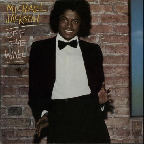 Michael Jackson Off The Wall vinyl LP album (LP record) UK M-JLPOF289513