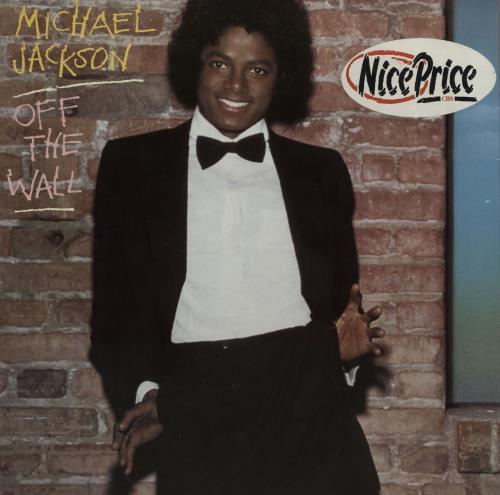 Michael Jackson Off The Wall vinyl LP album (LP record) UK M-JLPOF523424