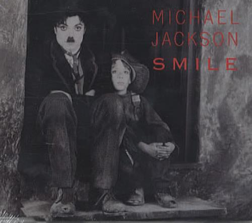 "Michael Jackson Smile - Withdrawn CD single (CD5 / 5"") Austrian M-JC5SM127010"