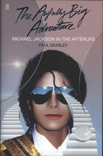 Michael Jackson The Awfully Big Adventure book UK M-JBKTH730266