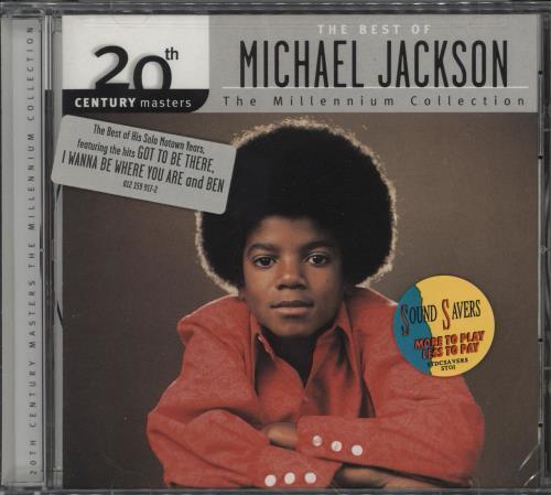 Michael Jackson The Best Of - Sealed CD album (CDLP) US M-JCDTH767011