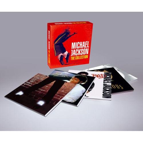Michael Jackson The Collection 5-CD album set Australian M-J5CTH475421