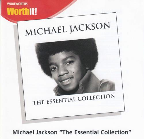 Michael Jackson The Essential Collection - Woolworths CD album (CDLP) UK M-JCDTH694830