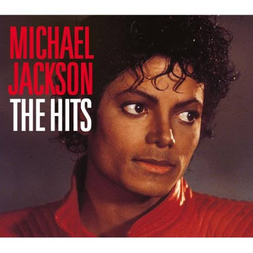 Michael Jackson The Hits 2 CD album set (Double CD) UK M-J2CTH473607
