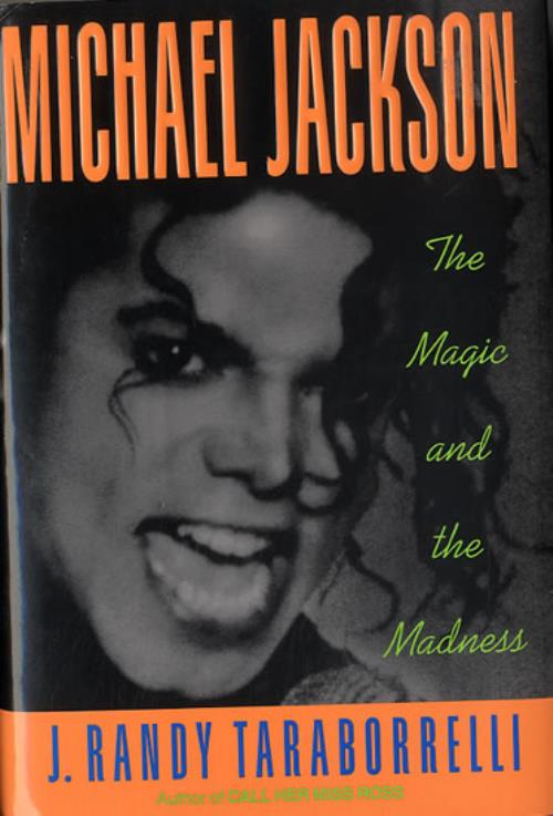 Michael Jackson The Magic And The Madness Book book US M-JBKTH620983