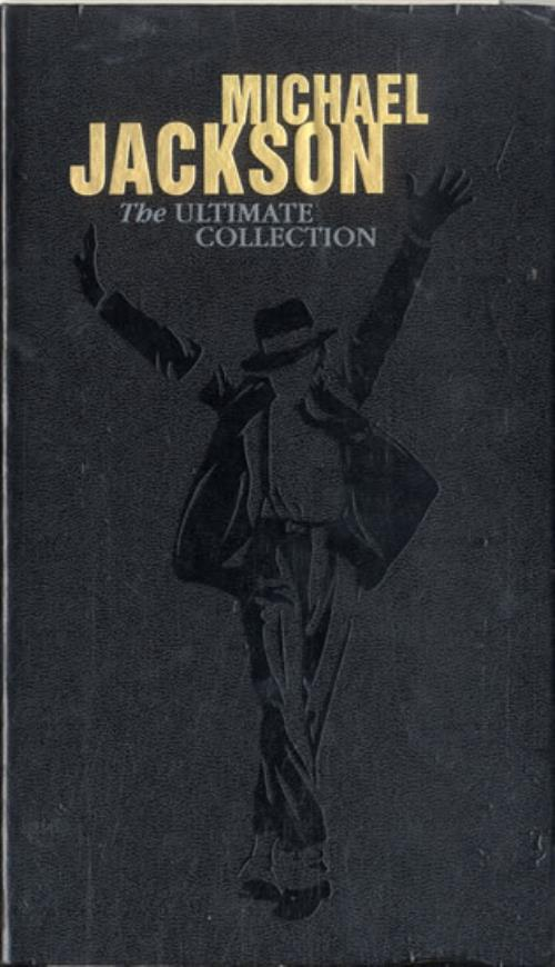 Ultimate Collection Jackson 5: Michael Jackson The Ultimate Collection