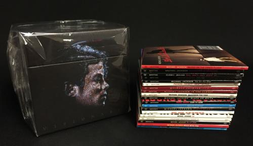 Michael Jackson Visionary The Video Singles Uk Box Set