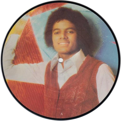 "Michael Jackson You Can't Win 7"" vinyl picture disc 7 inch picture disc single UK M-J7PYO02506"