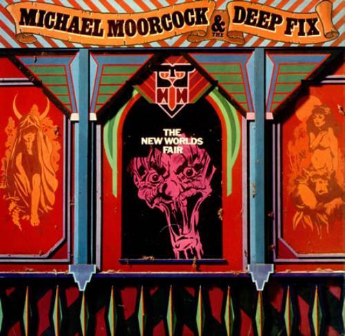 Michael Moorcock The New World's Fair vinyl LP album (LP record) UK CCMLPTH211061