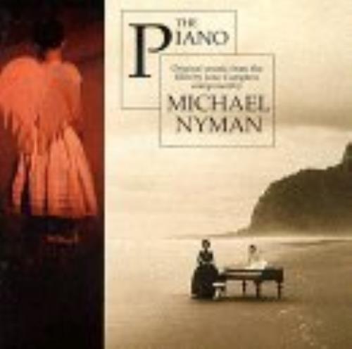 Michael Nyman The Piano CD album (CDLP) UK NYNCDTH252931