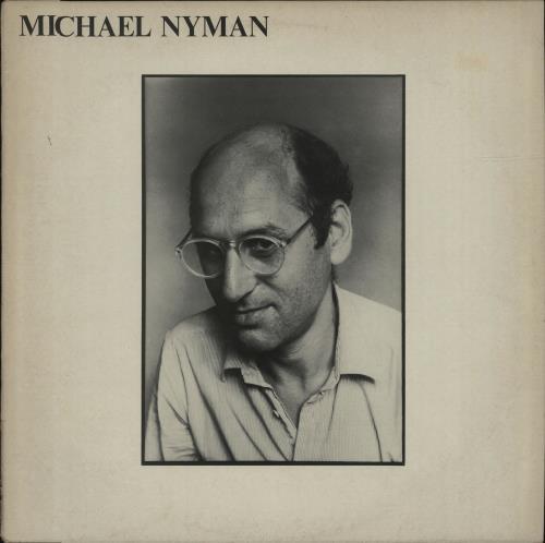 Michael Nyman Untitled vinyl LP album (LP record) UK NYNLPUN646743