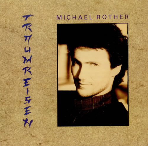 Michael Rother Traumreisen vinyl LP album (LP record) German MXVLPTR440176