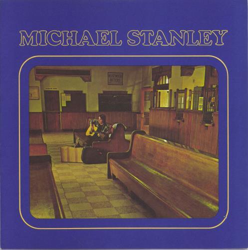 Michael Stanley Michael Stanley vinyl LP album (LP record) US NZKLPMI767278