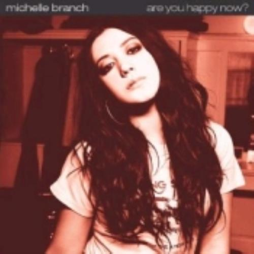 """Michelle Branch Are You Happy Now? CD single (CD5 / 5"""") UK MIBC5AR249935"""