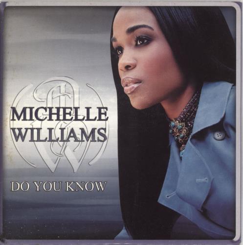 Michelle Williams Do You Know CD album (CDLP) UK M.WCDDO720170