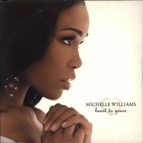 Michelle Williams Heart To Yours CD album (CDLP) UK M.WCDHE314832